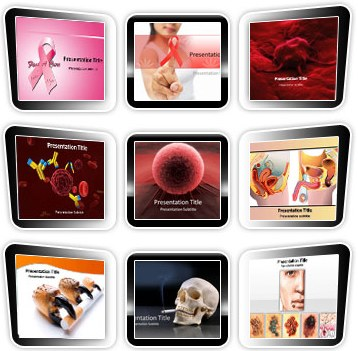 Cancer Bundle Template PowerPoint