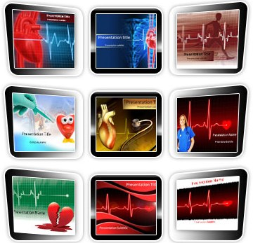 Cardiology Bundle PowerPoint Template