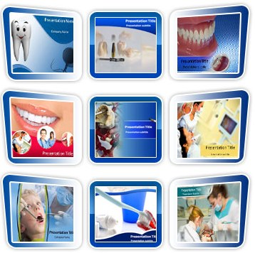 Dental Bundle PowerPoint Template
