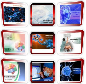 Neurology Bundle PowerPoint Background