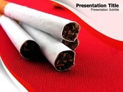 Cigarette Template