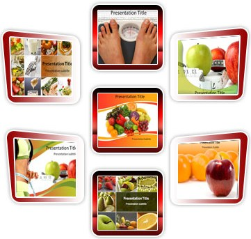 Diet Bundle PowerPoint Slides