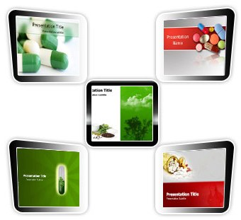 Pills Bundle PowerPoint Design