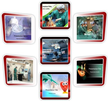Surgery Bundle PowerPoint Slides
