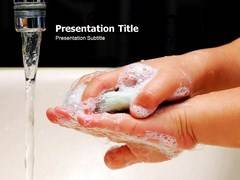 Hand Washing PowerPoint Slides