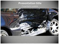 Accident PowerPoint Slides