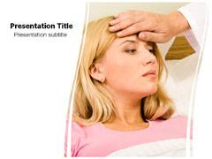 Flu Treatment Template PowerPoint
