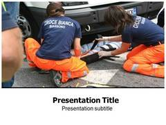 Paramedic Skills Template PowerPoint