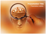 Brain Function PowerPoint Slides