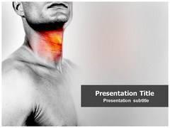 Ear Throat PowerPoint Backgrounds