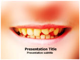 Pediatric Dentistry PowerPoint Backgrounds