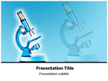 Microscope PowerPoint Slides