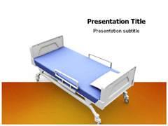 Stretcher PowerPoint Background