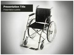 Disability PowerPoint Background