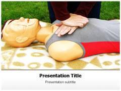 Emergency Help PowerPoint Slides
