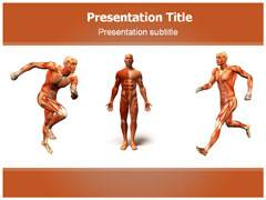 Anatomy Body PowerPoint Themes