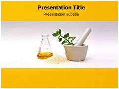 Homeopathic Medicine PowerPoint Slide