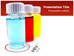 Aids Vaccine PowerPoint Background
