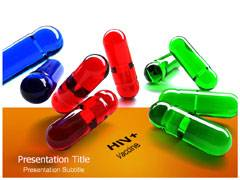 HIV Vaccine PowerPoint Slides