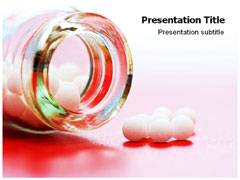 Homeopathy Remedies PowerPoint Background