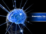 Brain Animated PowerPoint Template