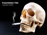 Smoke Template PowerPoint