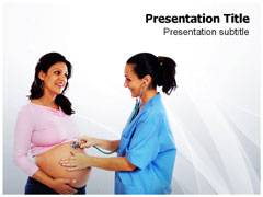 Gynecologist PowerPoint Slides