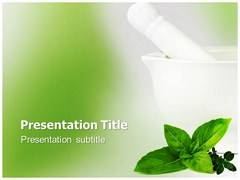 Homeopathy Treatment PowerPoint Slide