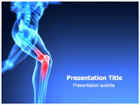 Orthopedic Knee PowerPoint Design