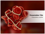 Clotting Cascade PowerPoint Template