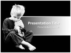 Autism Symptoms PowerPoint Design