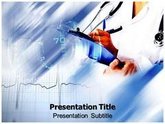 Oncologist PowerPoint Background
