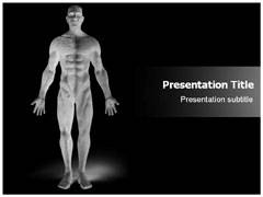 Radiography Template PowerPoint
