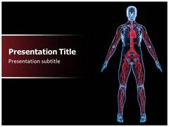 Vascular Template PowerPoint
