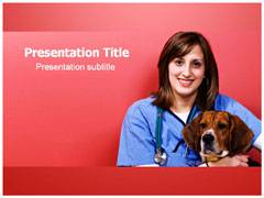 Veterinarian PowerPoint Theme