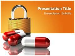 Drug Counselor PowerPoint Background