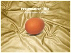 Egg PowerPoint Slide