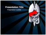 Digestion PowerPoint Template