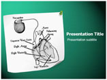Heart Pacemaker Template PowerPoint