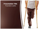 Disabilities Template PowerPoint