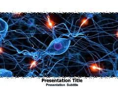 Nervous System Diseases PPT Backgrounds