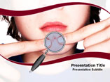 Pimples Template PowerPoint