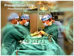 Surgical Team PowerPoint Slides