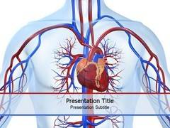 congestive heart failure powerpoint theme, powerpoint slide, ppt, Modern powerpoint