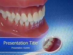 Dentistry Careers PowerPoint Design