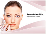 Restylane Template PowerPoint