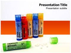 Homeopathy PowerPoint Slides