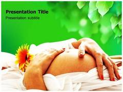 Pregnancy Tips PowerPoint Background