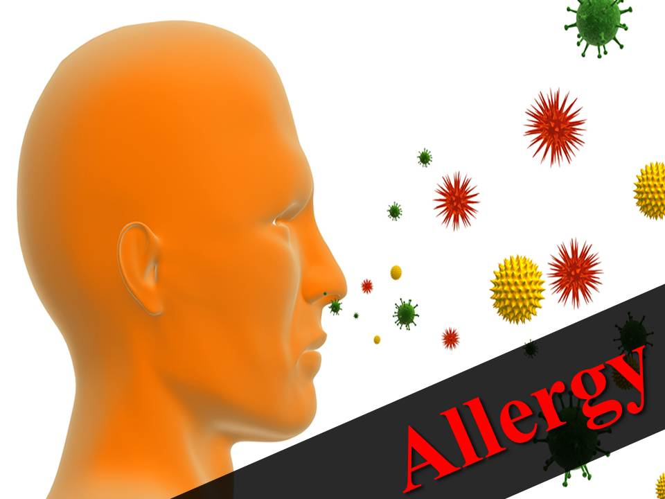 Allergy Powerpoint Template