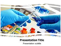 Research Studies PowerPoint Background